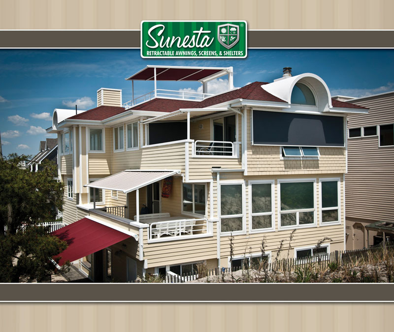 Sunesta Retractable Awnings Rhode Island