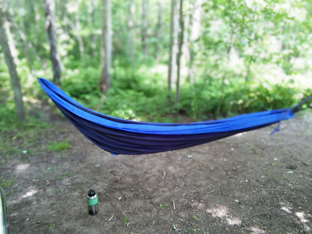 Gear Review Grand Trunk Hammock