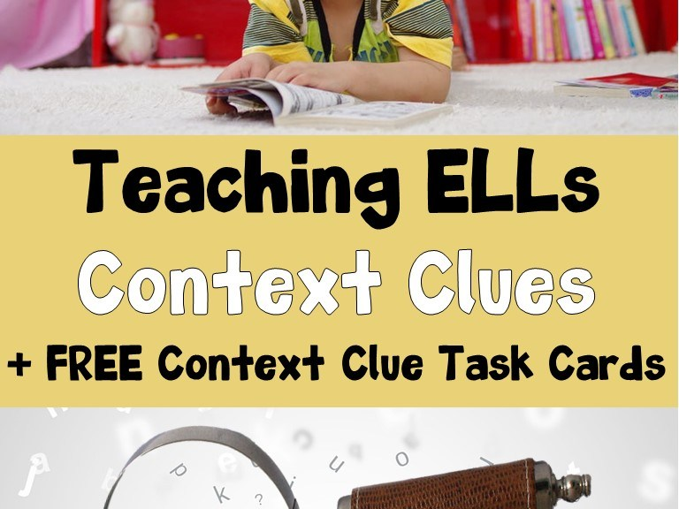 Teaching ELLs Context Clues