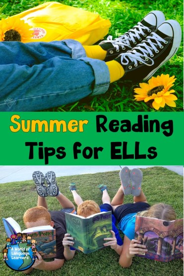 Summer Reading Tips for ELLs