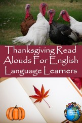 Thanksgiving Read Alouds for ELLs