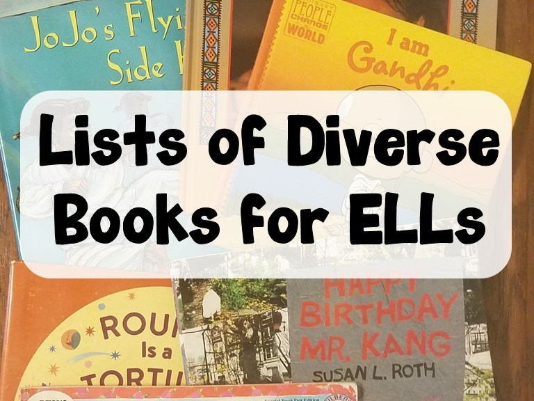 Lists of Diverse Books for ELLs