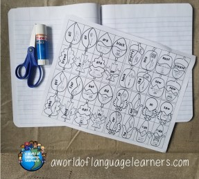 sight word puzzles notebook