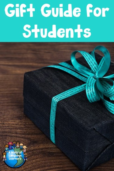 Gift guide for students