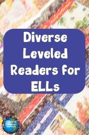 Diverse Leveled Readers for ELLs