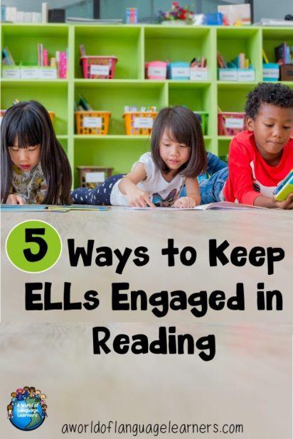 ELLs Reading Engagement