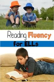 Reading Fluency for ELLs