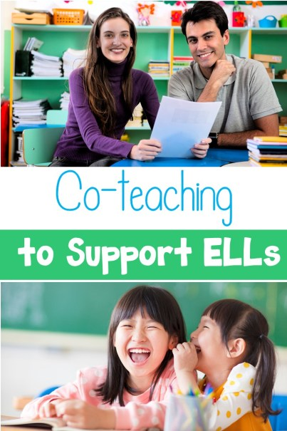 Co-teaching to Support ELLs