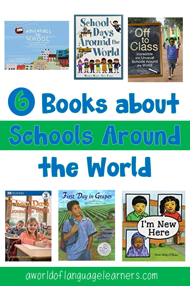Books about Schools Around the World
