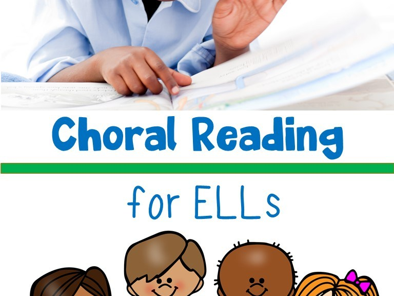 choral reading for ELLs