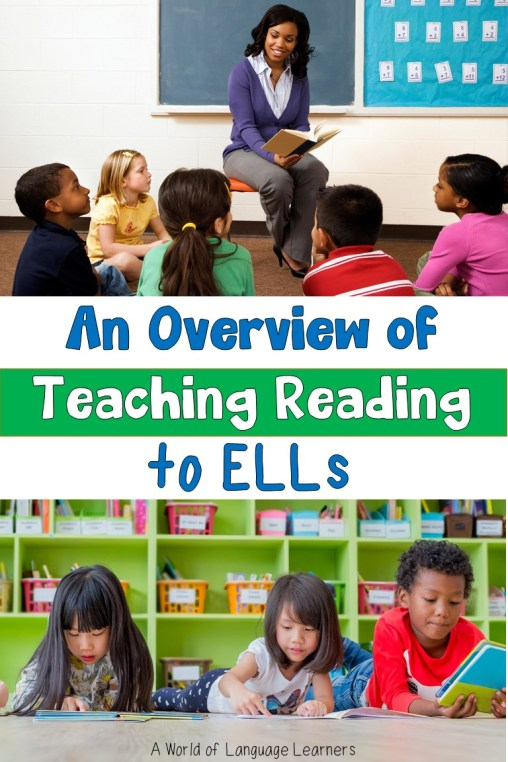 teaching reading to ELLS