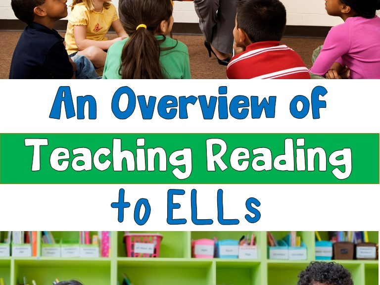 teaching reading to ELLS