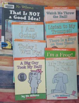 Mo Williams Books