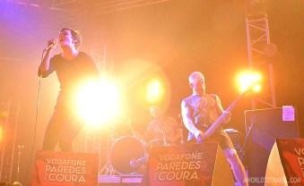 Perfect Pussy - Vodafone.FM stage - Paredes de Coura Festival 2014