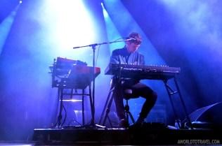 James Blake - Main stage - Paredes de Coura Festival 2014