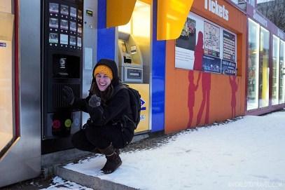 You gotta stay warm!