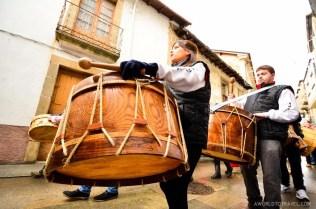 Folions in Viana do Bolo, Ourense