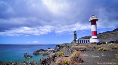 Fuencaliente lighthouses, La Palma.