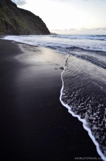 Nogales beach, La Palma
