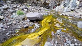 More color goodness at Caldera de Taburiente hiking trail, La Palma