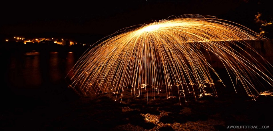 Steel wool phography tutorial - A World to Travel-11