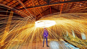 Steel wool phography tutorial- A World to Travel-1