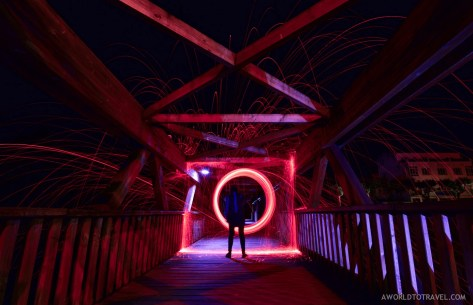 Steel wool phography tutorial - A World to Travel-14