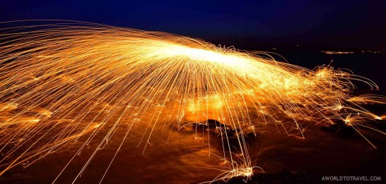 Steel wool phography tutorial - A World to Travel-25