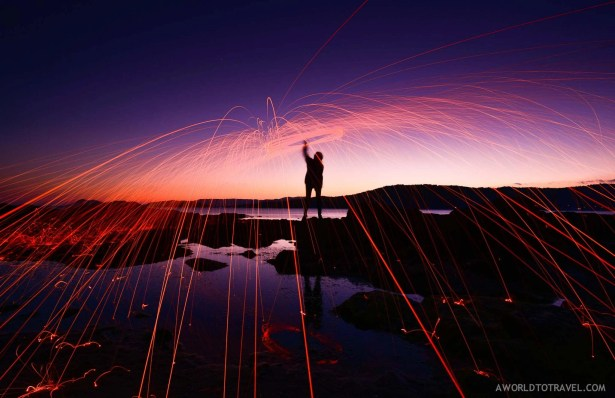 Steel wool phography tutorial - A World to Travel-29