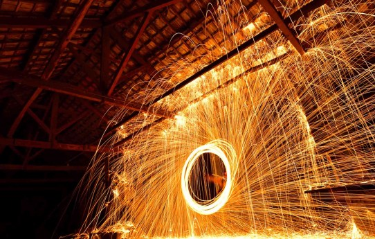 Steel wool phography tutorial- A World to Travel-3