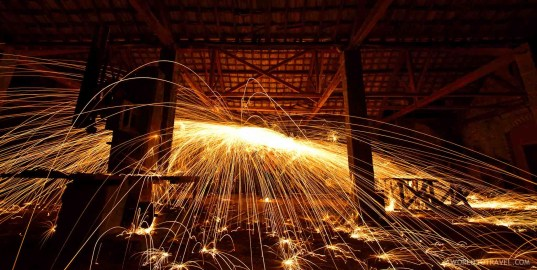 Steel wool phography tutorial - A World to Travel-5