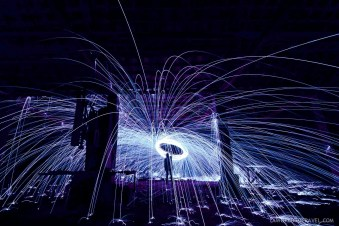 Steel wool phography tutorial - A World to Travel-6