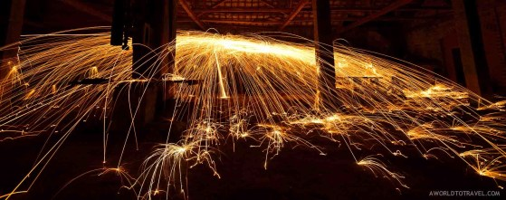Steel wool phography tutorial - A World to Travel-8