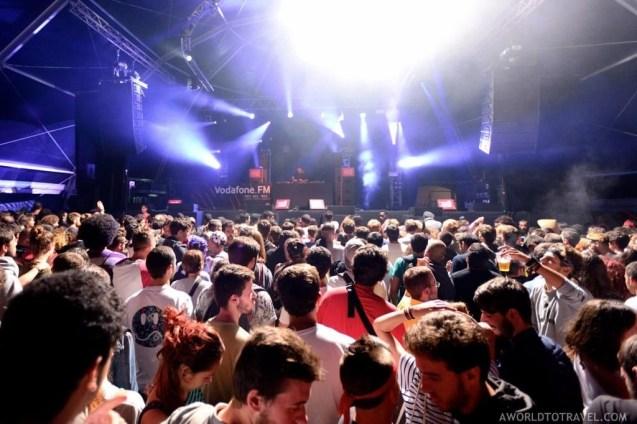 Vodafone Paredes de Coura 2015 music festival - DJ Fra - A World to Travel-23