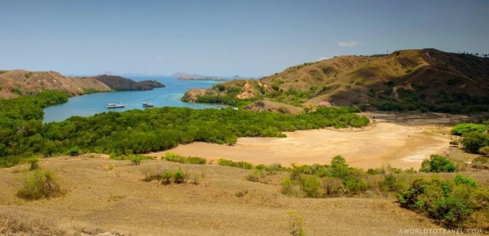 Rinca Island, Komodo National Park, Indonesia