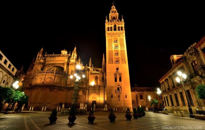 Andalucia Road Trip Itinerary and Tips - A World to Travel-131