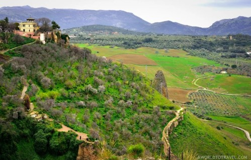 Andalucia Road Trip Itinerary and Tips - A World to Travel-136