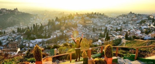 Andalucia Road Trip Itinerary and Tips - A World to Travel-201