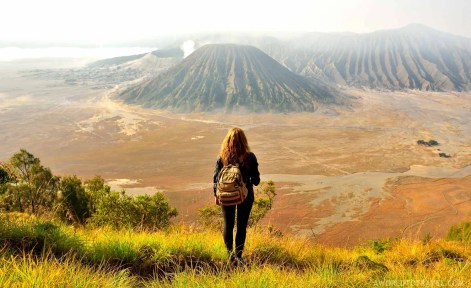 Exploring Mount Bromo - Java Island - Indonesia - A World to Travel-20