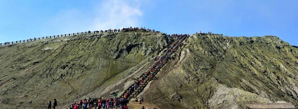 Exploring Mount Bromo - Java Island - Indonesia - A World to Travel-30