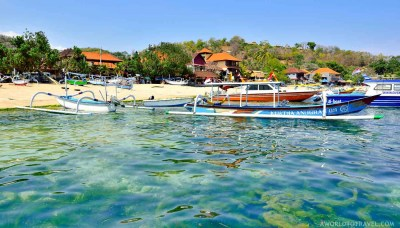 Exploring Gili Trawangan - Indonesia - A World to Travel-1