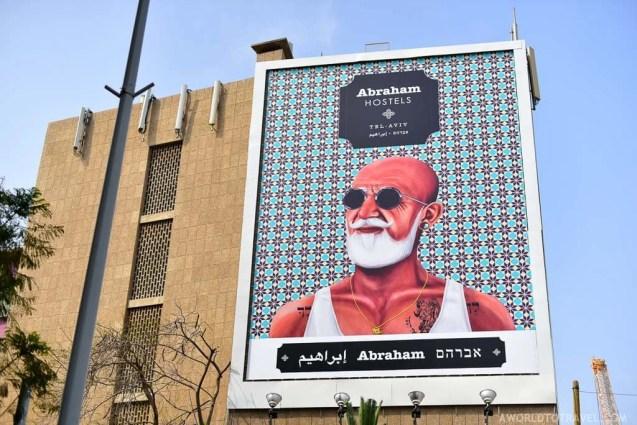 Abraham Hostel Tel Aviv - A World to Travel-52