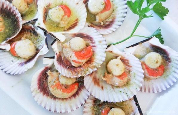 Seafood at Lires Beach Bar - Unique Experiences in Costa da Morte - A World to Travel-2