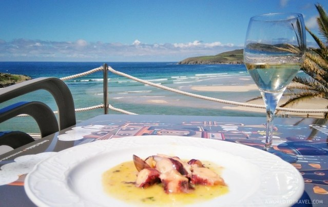 Seafood at Lires Beach Bar - Unique Experiences in Costa da Morte - A World to Travel