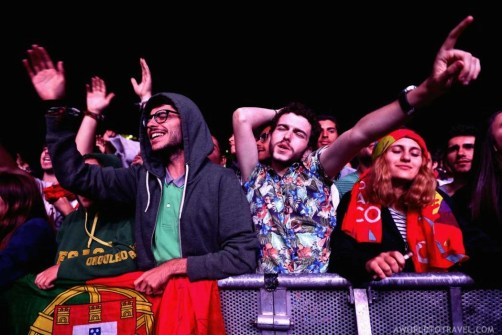 13. Portugal. The Man - Vodafone Paredes de Coura 2016 - A World to Travel (2)