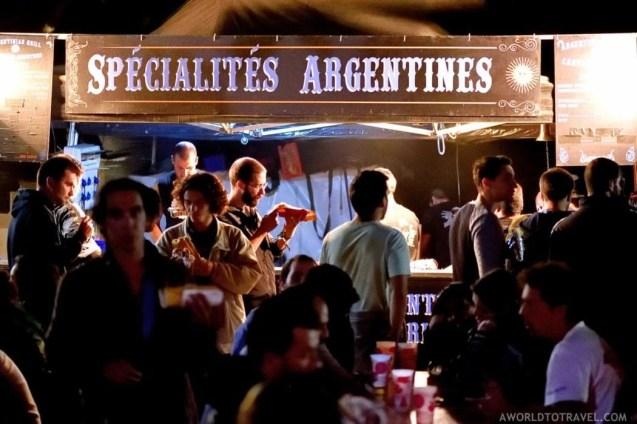 Food Scene at Vodafone Paredes de Coura Festival 2016 - A World to Travel (6)