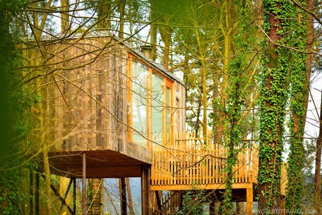 Cabanas do Barranco - Experience Galicia Glamping Hub - A World to Travel-3