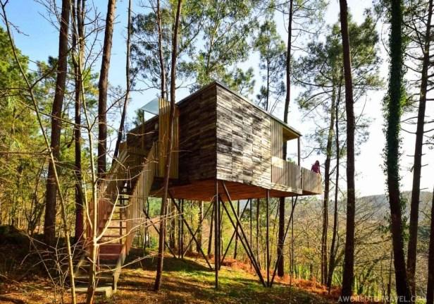 Cabanas do Barranco - Experience Galicia Glamping Hub - A World to Travel-75