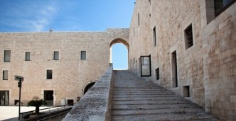 8-barletta castle-Margherita-di-Savoia-Puglia-A-World-To-Travel