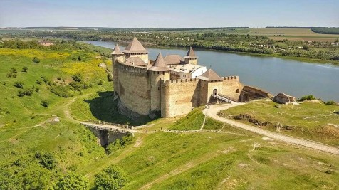 Khotyn - Ukraine - The Hidden Summer Gem Of Europe - A World to Travel